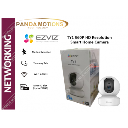 EZVIZ TY1 Smart Home Camera HD 960P