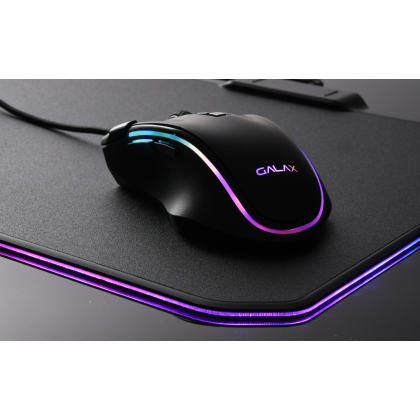 Galax Gaming Mouse (SLD-01) 7200DPI/ RGB/ 8 Programmable Marco Keys