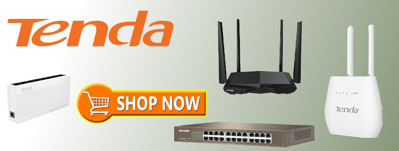 Network Components from Tenda